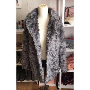 Forever 21 Fluffy Coat